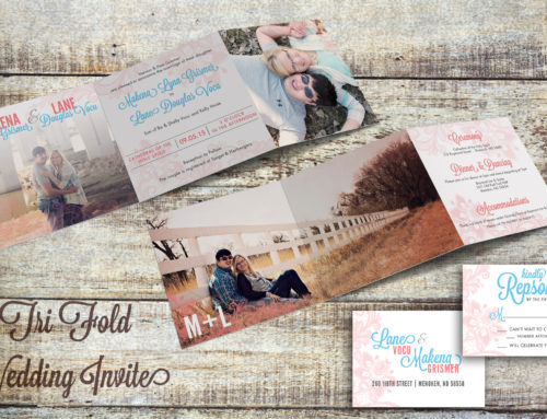 Grismer Wedding Invite